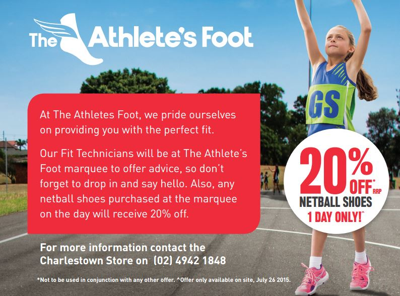 athletes foot special