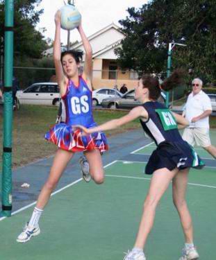 netball picture 1